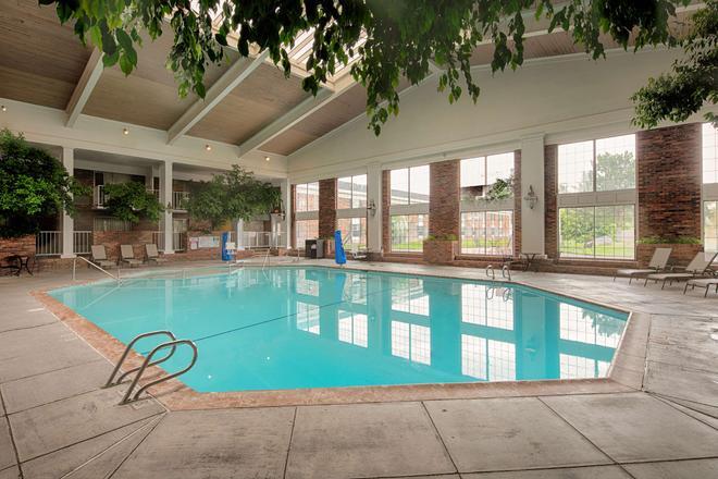 Red Lion Hotel Pocatello - Pocatello - Uima-allas