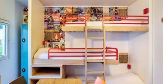 Hotelf1 Perpignan Sud - Perpignan - Soveværelse