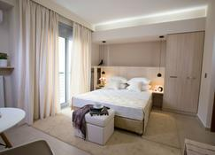 波里斯公寓酒店 - 塞薩羅尼奇 - 塞薩洛尼基 - 臥室