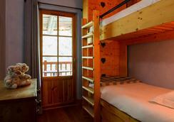 La Ferme du Chozal - Hauteluce - Bedroom