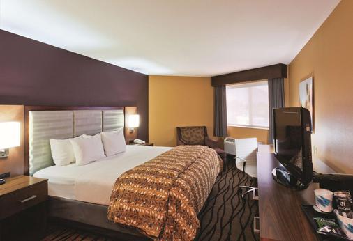 La Quinta Inn & Suites by Wyndham Butte - Butte - Bedroom