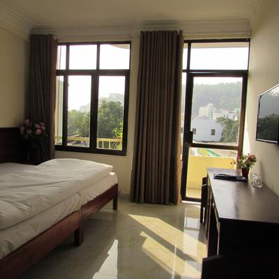Viet Nhat Halong Hotel - Ha Long - Makuuhuone