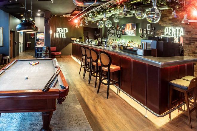 伯明翰潘塔酒店 - 伯明罕 - 伯明罕 - 酒吧