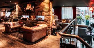 pentahotel Birmingham - Birmingham - Area lounge