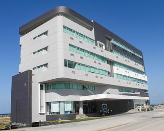 Hotel Punta Azul - Boca del Río - Edificio