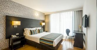 Hotel L'Etoile Javeriana - Bogotá - Makuuhuone