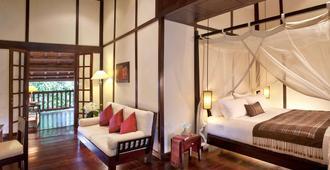 3 Nagas Luang Prabang MGallery By Sofitel - לואנג פראבאנג - חדר שינה