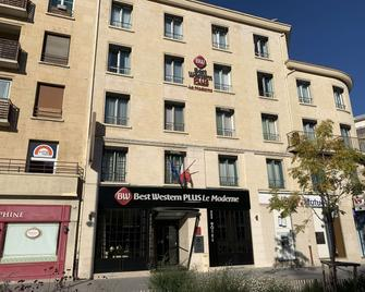 Best Western Plus Le Moderne - Caen - Building