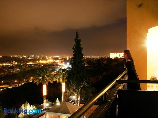 Les Merinides - Fez - Balcony