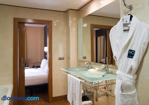 AC Hotel by Marriott Almería - Almería - Bathroom