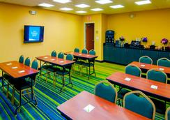 Fairfield Inn & Suites by Marriott Visalia Tulare - Tulare - Restaurant