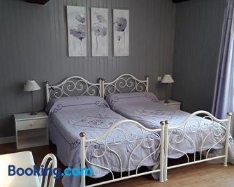 Le clos de la perdrix - Pouilly-en-Auxois - Bedroom