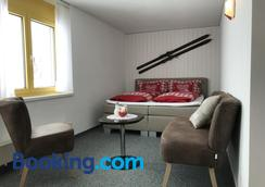 Berggasthaus First - Grindelwald - Bedroom