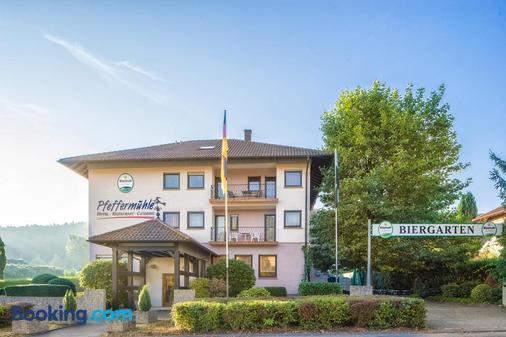 HRC Pfeffermühle - Landstuhl - Building