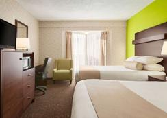 Travelodge by Wyndham, Lloydminster - Lloydminster - Bedroom