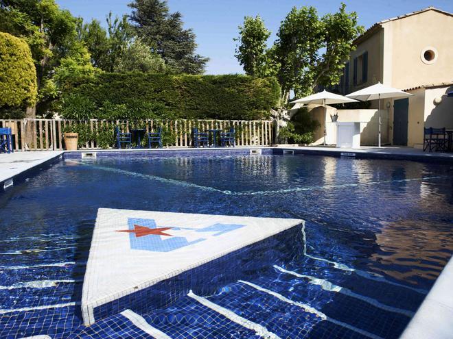 New Hotel Bompard - Marseille - Pool