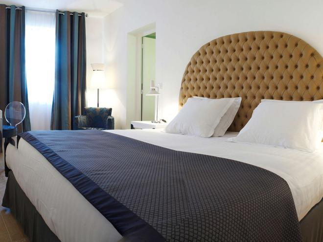 New Hotel Bompard - Marseille - Bedroom
