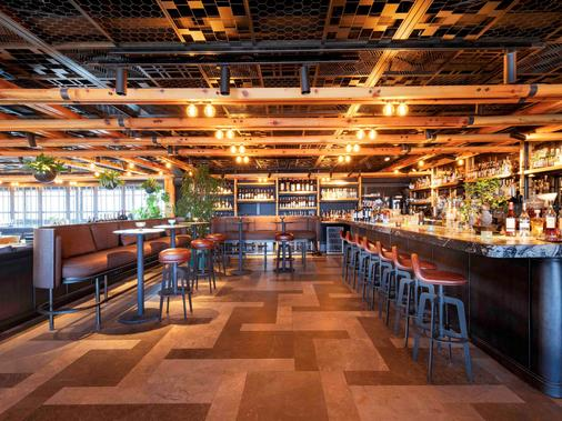 伊斯坦堡博斯普魯斯諾富特飯店 - 伊斯坦堡 - 酒吧