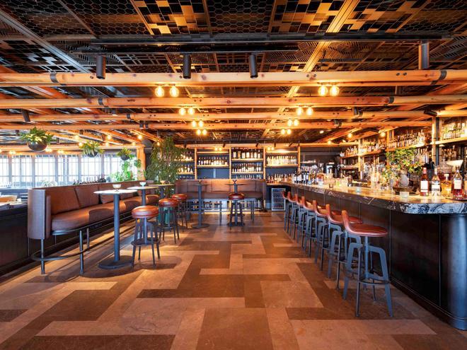Novotel Istanbul Karakoy - Istanbul - Bar