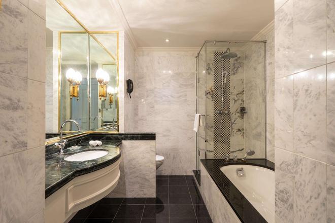 Steigenberger Wiltcher's - Brussels - Bathroom