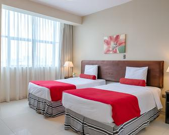 Obh Business Hotel - Chiclayo - Bedroom