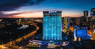 Radisson Blu Hotel Lietuva, Vilnius - Vilna - Rakennus
