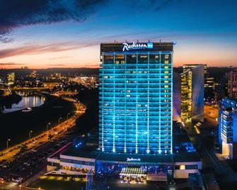 Radisson Blu Hotel Lietuva, Vilnius - Vilnius - Clădire