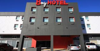 B My Hotel - טיחואנה - בניין