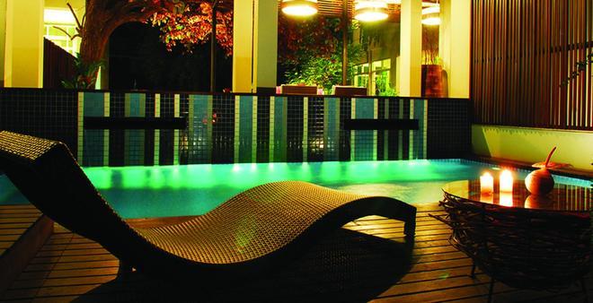 可塔瓦時尚酒店 - 清邁 - 游泳池