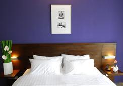 可塔瓦時尚酒店 - 清邁 - 臥室