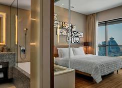 لو ميريديان سيتي سنتر البحرين - المنامة - غرفة نوم