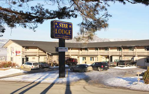 Star Lodge - Kamloops - Rakennus