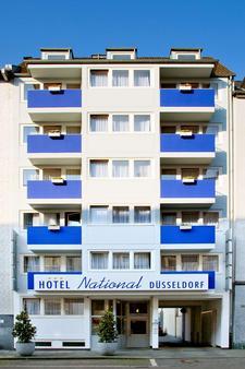 Hotel National Düsseldorf - Düsseldorf - Toà nhà
