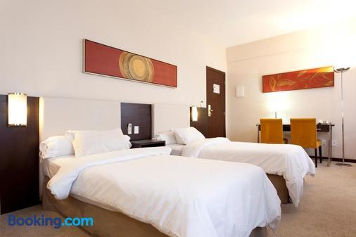 Royal Boutique Savassi Hotel - Belo Horizonte - Bedroom