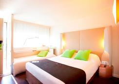 Hotel Campanile Besancon Nord - Ecole Valentin - Besançon - Makuuhuone