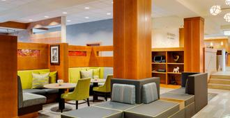 Courtyard by Marriott Boston Logan Airport - Boston - Lounge