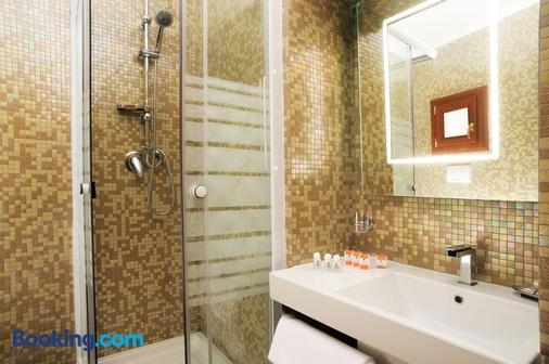 Hotel Patria - Rome - Salle de bain