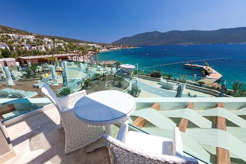 Sign by Ersan - Adults Only - Bodrum - Balcón