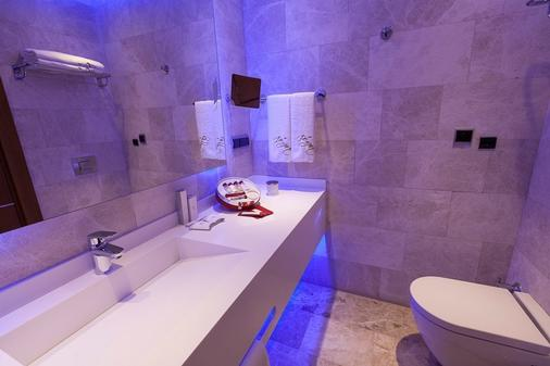 Sign by Ersan - Adults Only - Bodrum - Baño