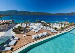 Sign by Ersan - Adults Only - Bodrum - Piscina