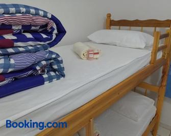 Hostel Villa Pomerânia - Pomerode - Schlafzimmer