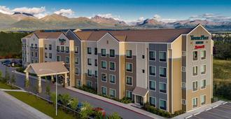 Towneplace Suites Anchorage Midtown - Anchorage - Building