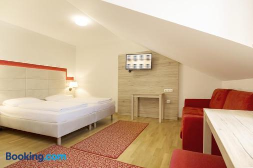 艾德飯店 - 慕尼黑 - 臥室