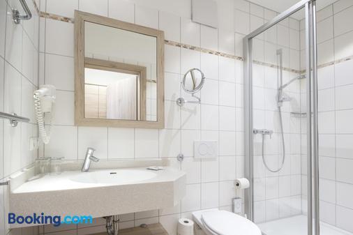 艾德飯店 - 慕尼黑 - 浴室