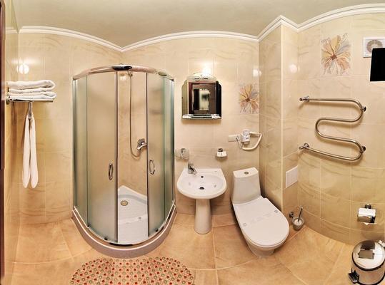 Vele Rosse Hotel - Odesa - Bathroom