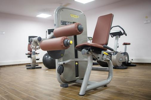 Akoya Hotel & Spa - Saint-Paul - Gym