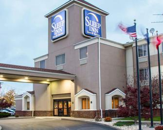 Sleep Inn & Suites Buffalo Airport - Cheektowaga - Gebäude