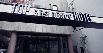 Top Hotel And Residence Insadong - Söul - Byggnad