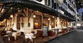Sofitel Legend Metropole Hanoi - Hanoi - Veranda