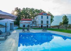 Borralha Guest House - Vila Real - Pileta